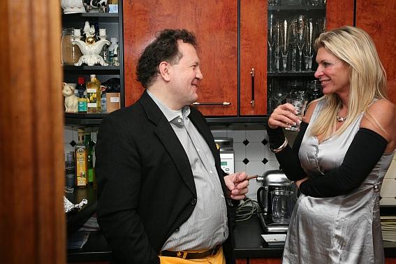 Ein essen f r gute freunde und bekannte lilo von for Barbara karlich neuer freund